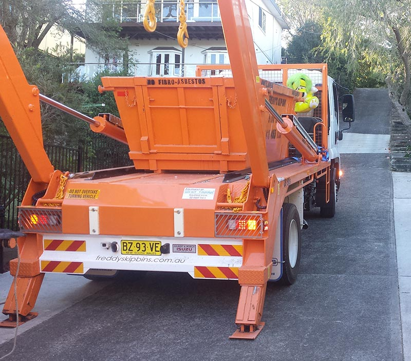 Skip Delivery to Barker Road Strathfield NSW 2135