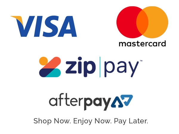 Credit Card - Zip - Afterpay - Payments